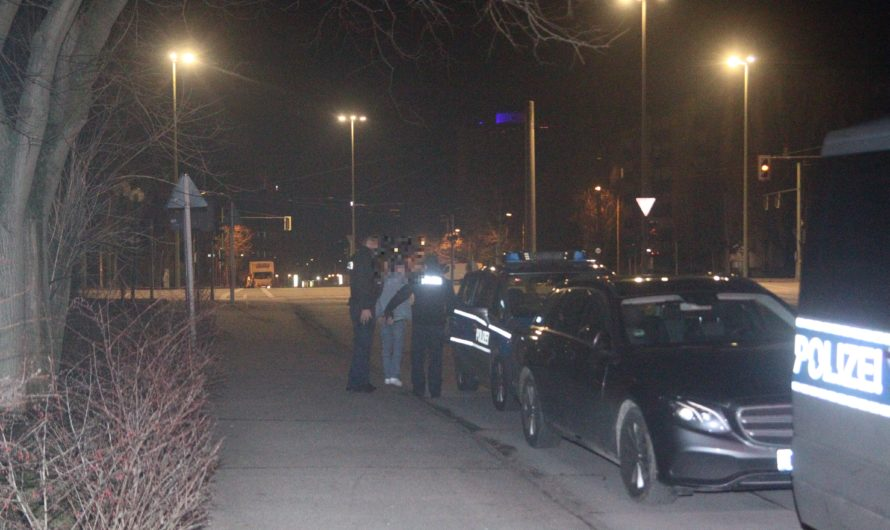 Polizei sprengt Corona Party